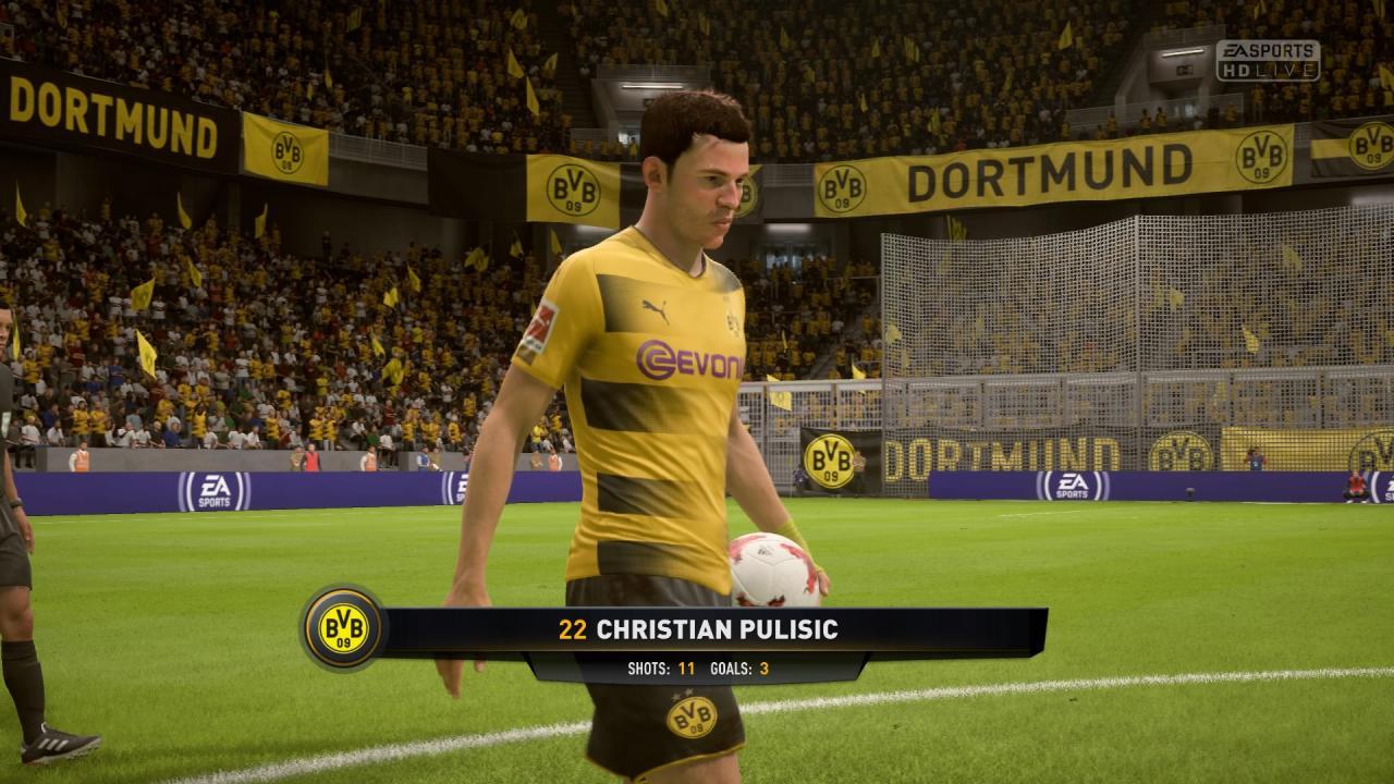 Christian Pulisic FIFA