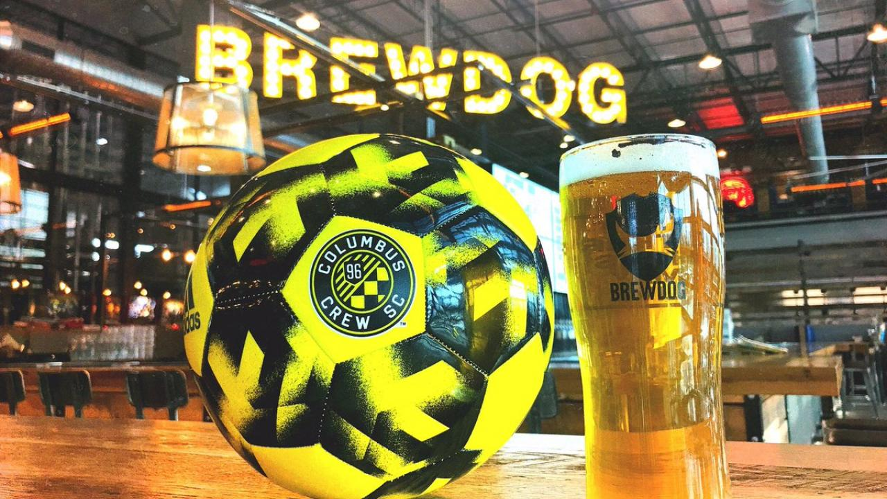 BrewDog offers to buy Columbus Crew SC
