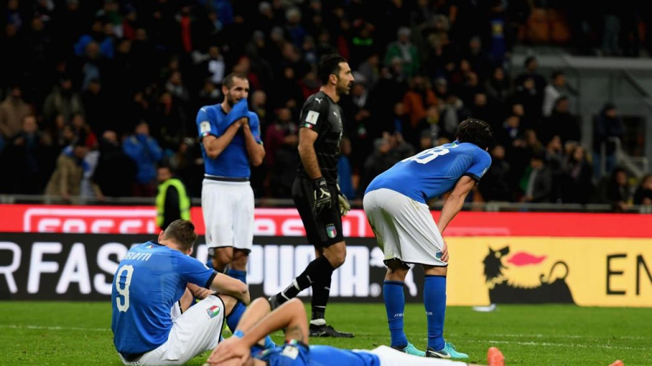 Italy Failure