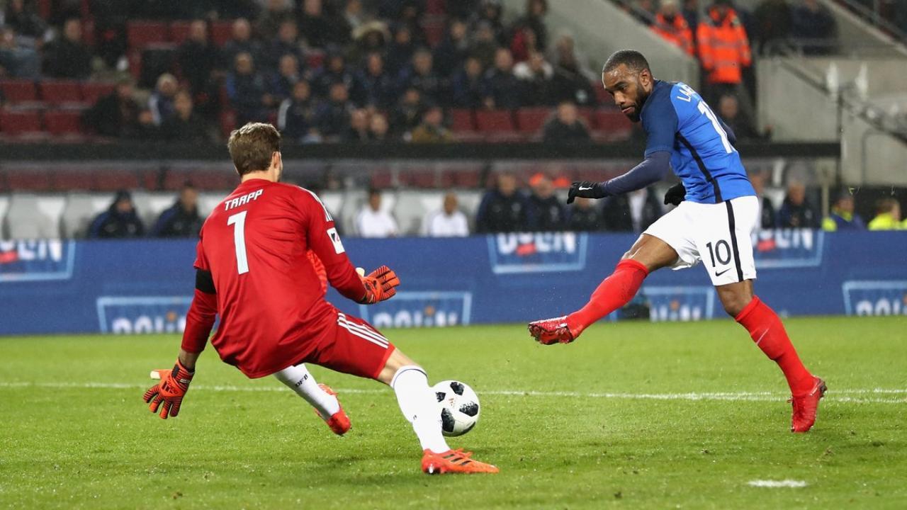 France vs Germany