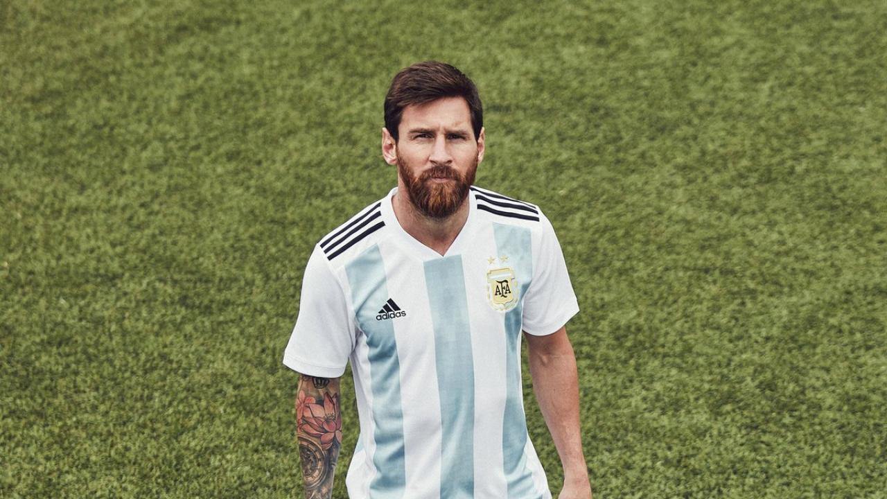 World Cup Uniforms