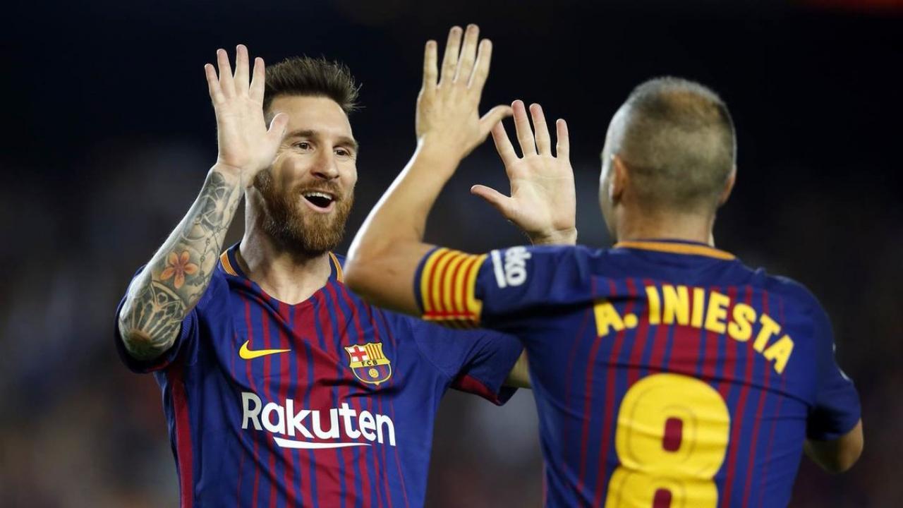 Le Barça remporte la coupe du roi avec la manière !
