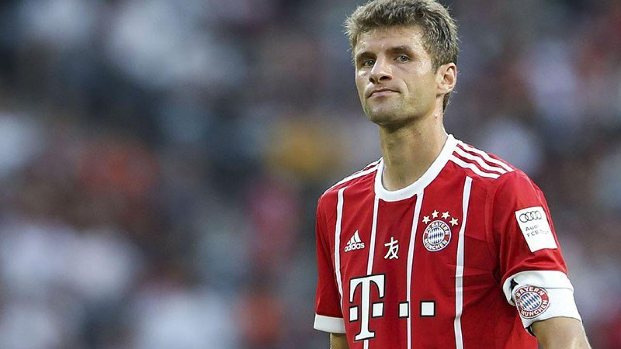 Thomas Muller blasts PSG
