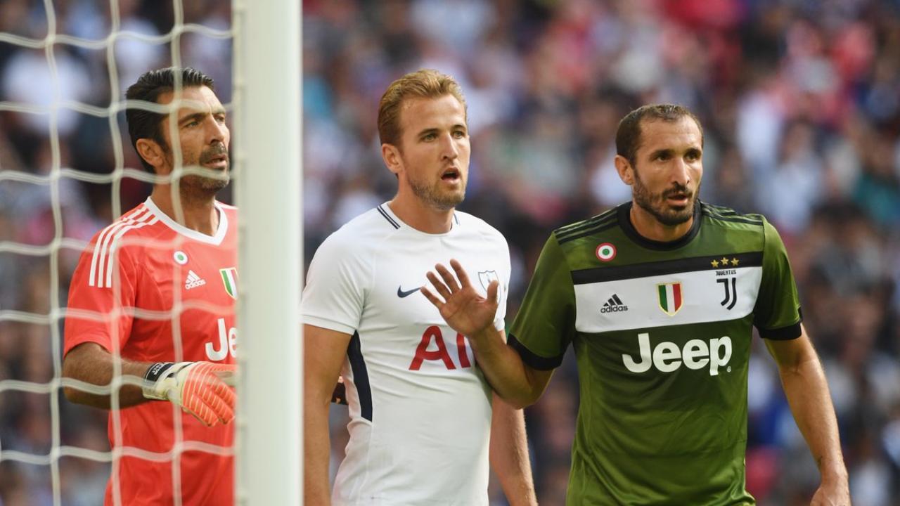 Tottenham vs Juventus Champions League
