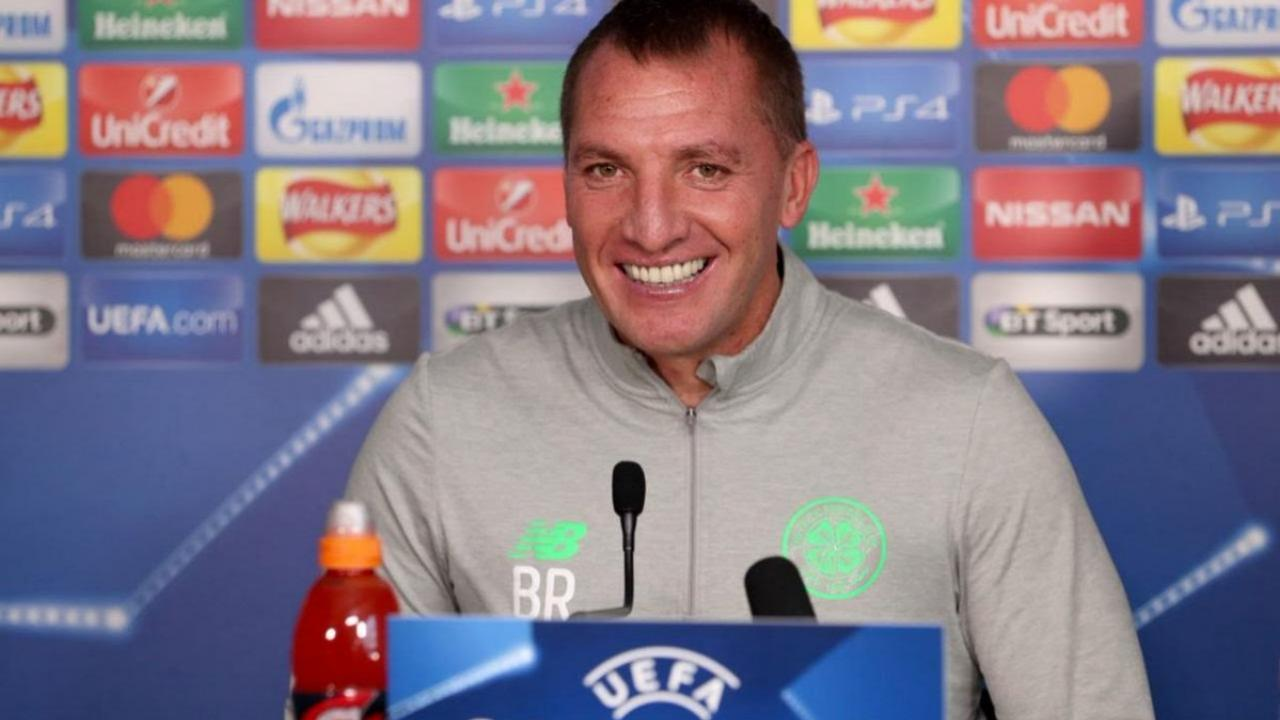 Brendan Rodgers Celtic unbeaten streak