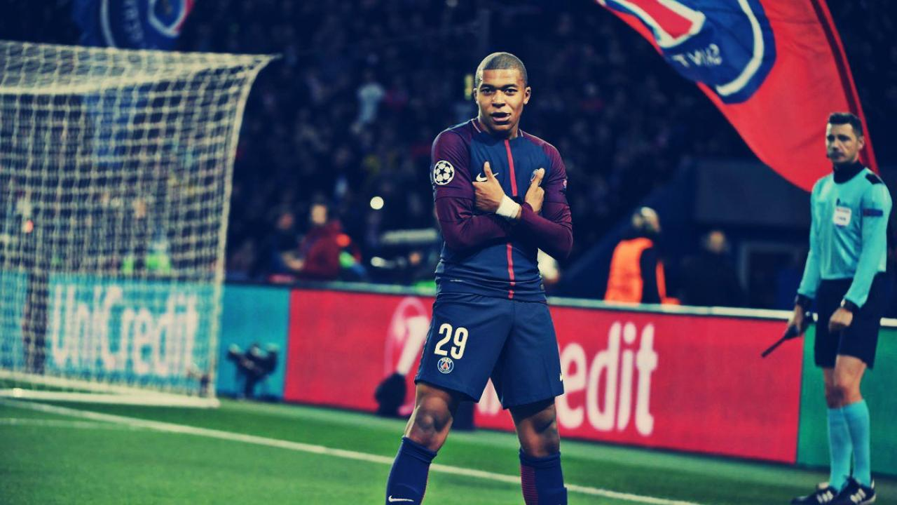 kylian mbappe - photo #8