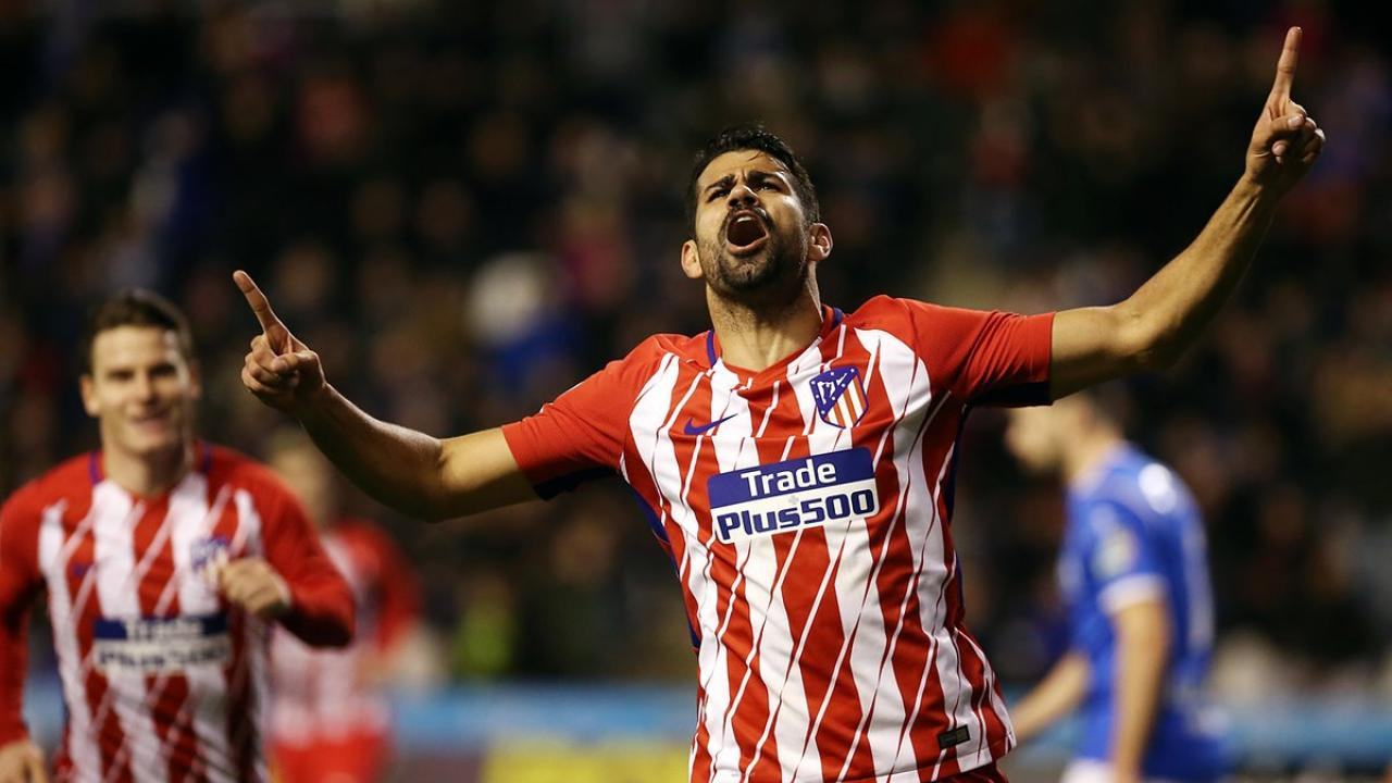 Diego Costa debut goal