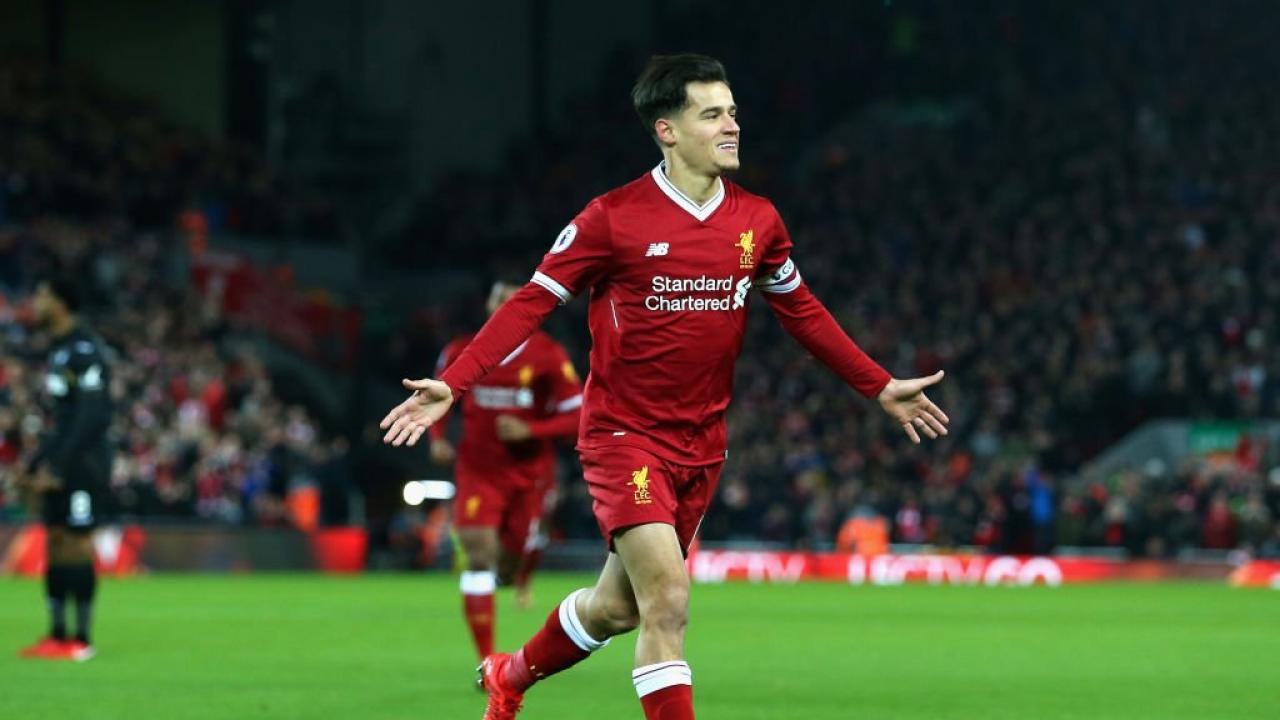 Philippe Coutinho transfer fee