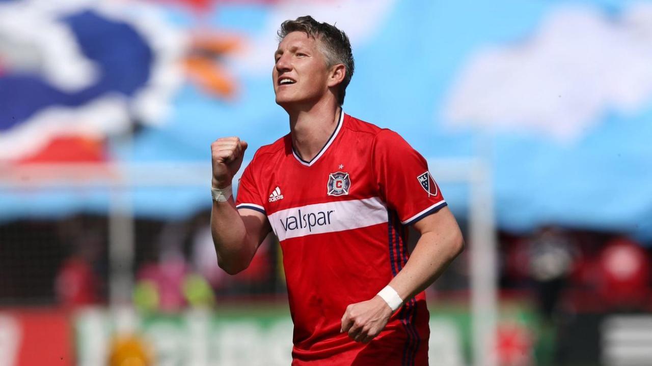 Resultado de imagen para Bastian Schweinsteiger 2018