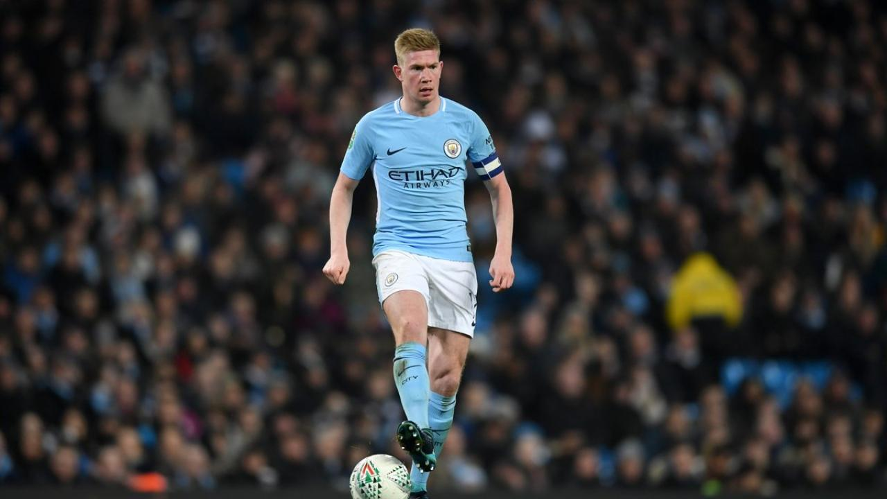 Kevin De Bruyne Extends Manchester City Contract Until 2023