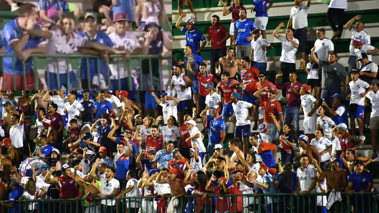 Nacional fans taunt Chapecoense over plane crash