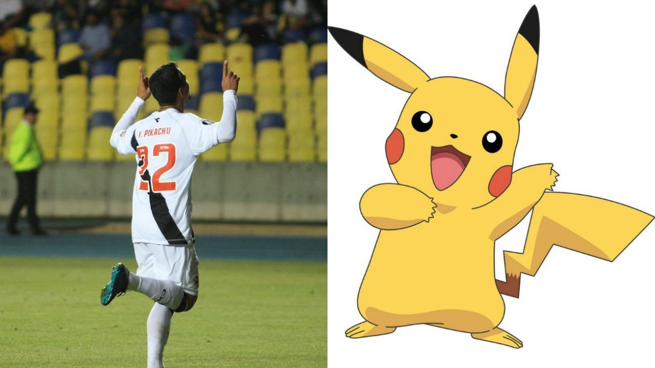 Yago Pikachu