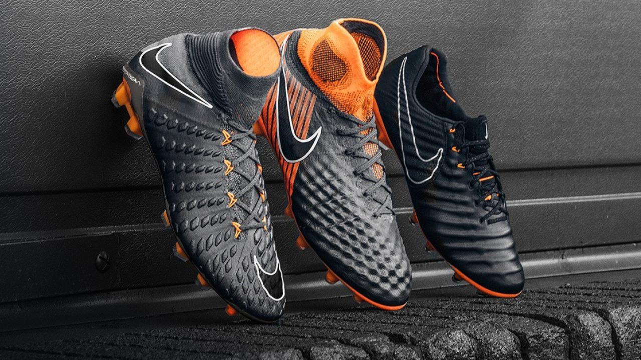 Canadá Repetirse vendedor  Nike Fast AF release, featuring Hypervenom, Tiempo and Mercurial