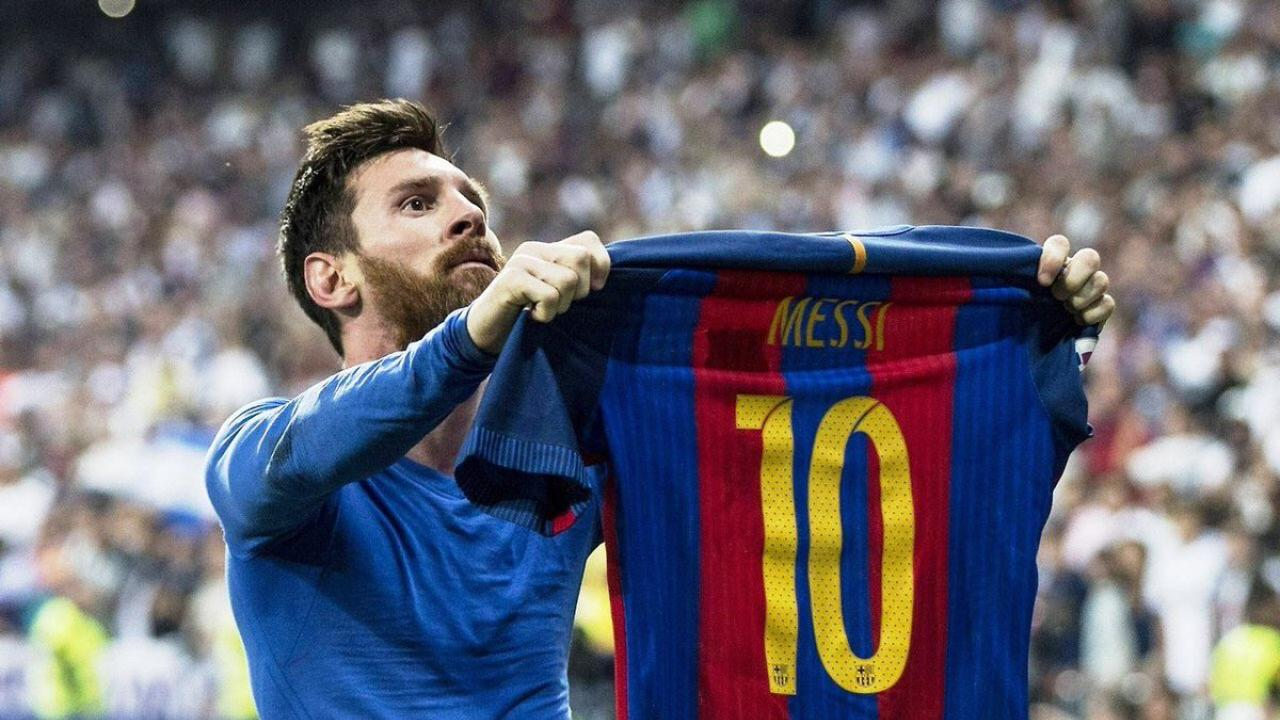 Watch Our Lionel Messi Best Goals Compilation