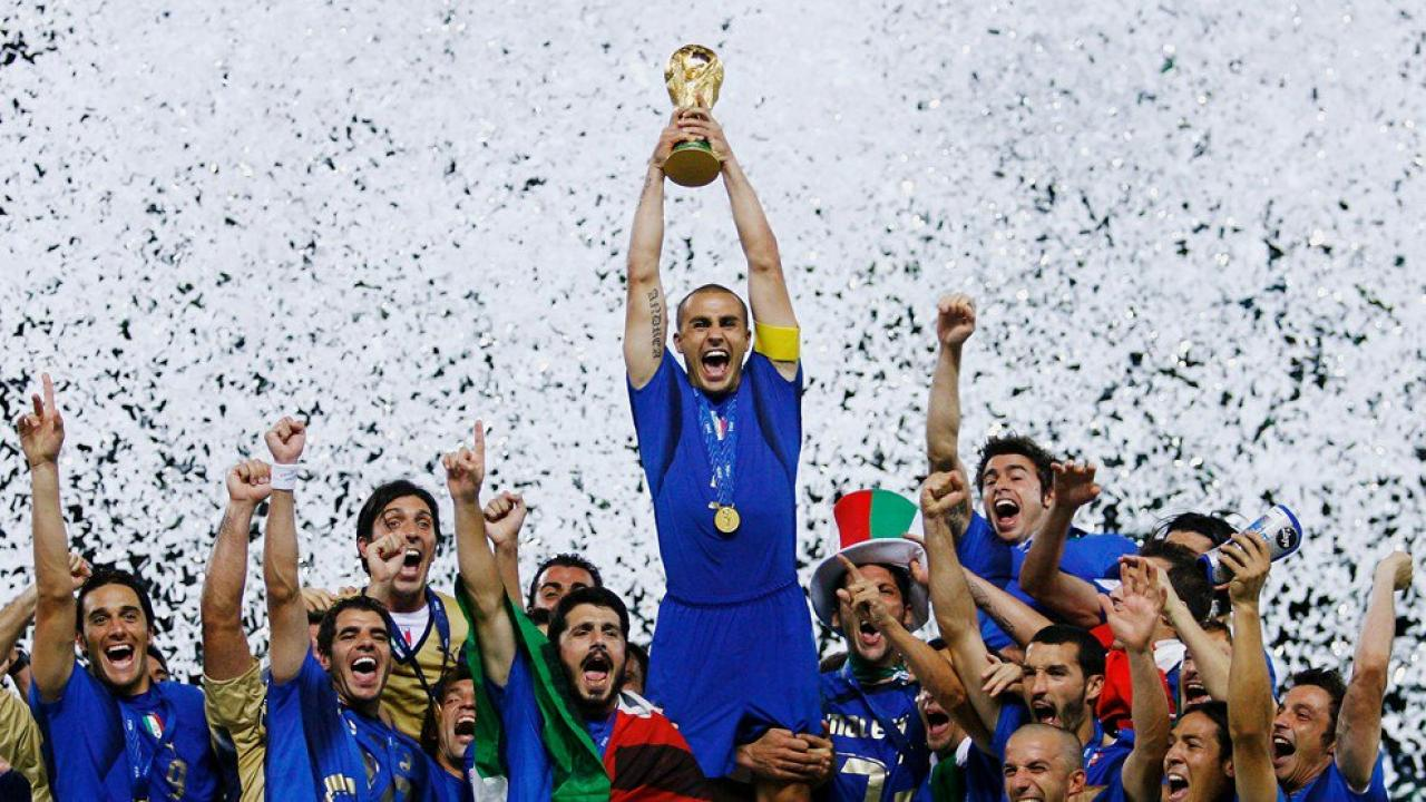 Image result for italy world cup lift