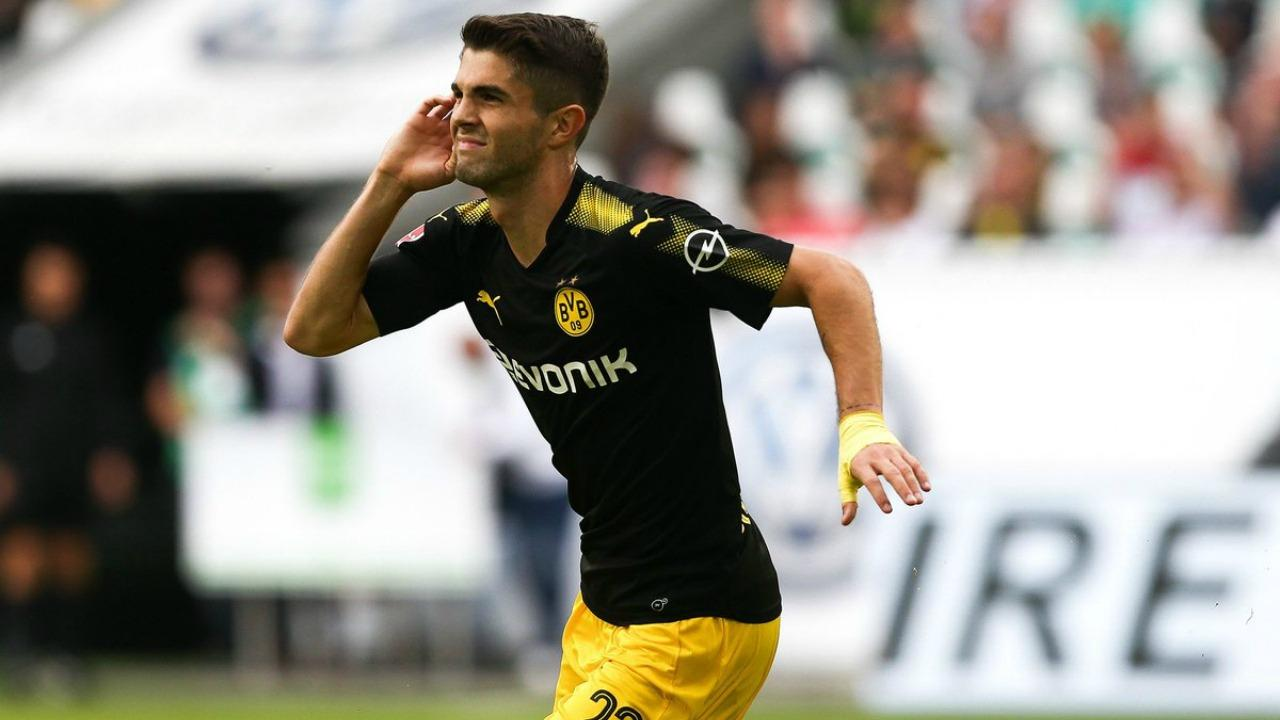 Christian Pulisic Real Madrid transfer news
