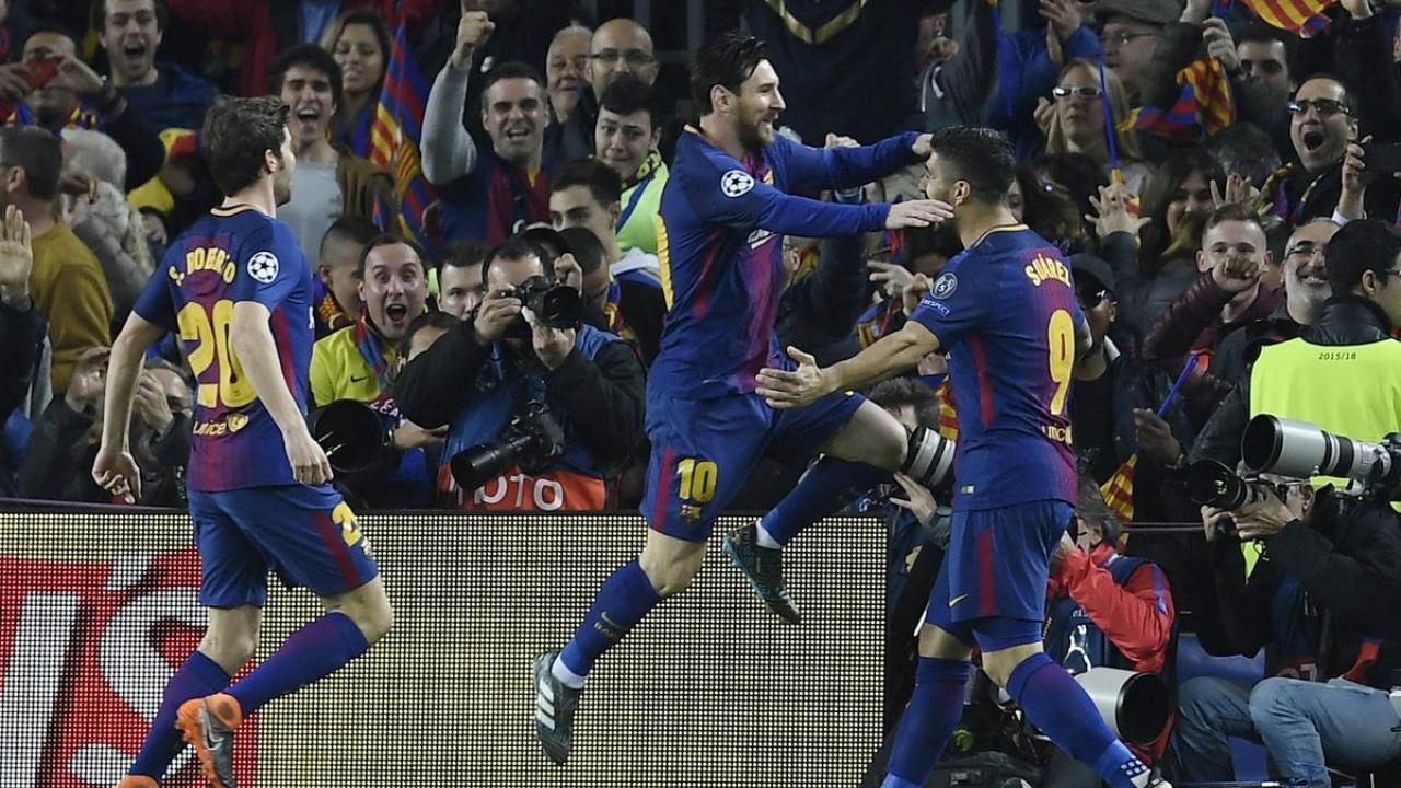 Lionel Messi goal vs Chelsea