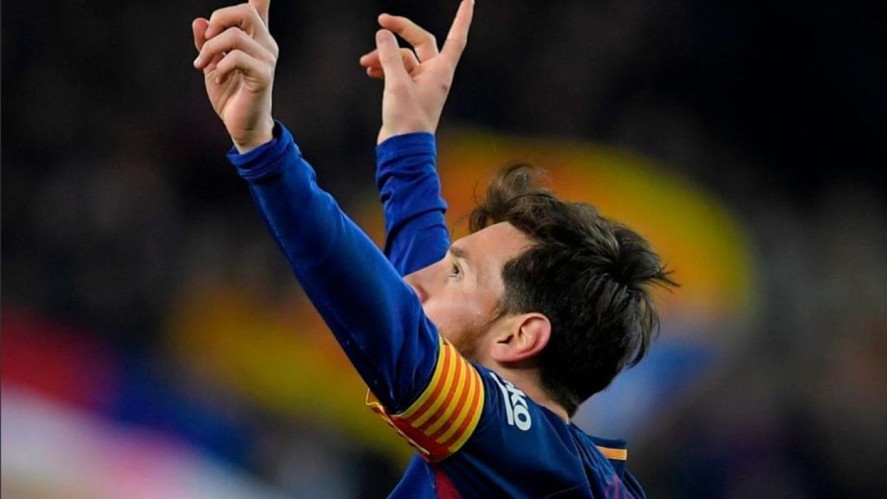 Lionel Messi interview on America TV