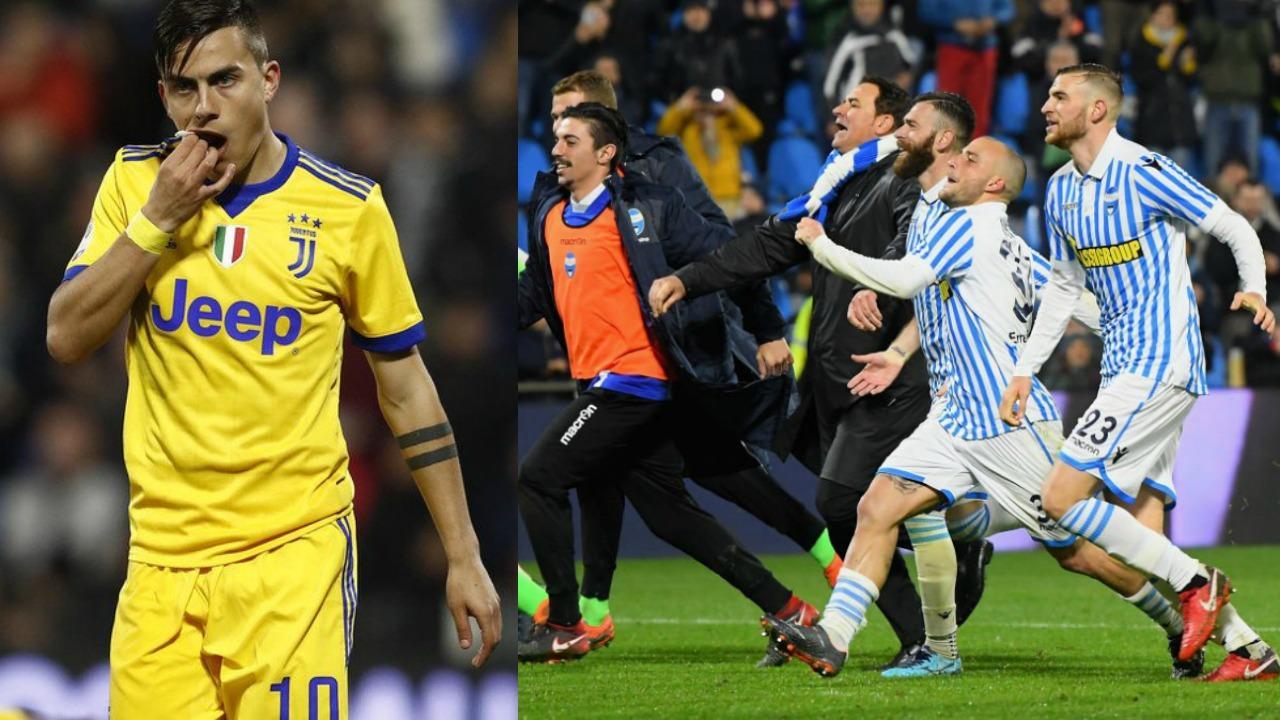 Juventus vs SPAL match recap