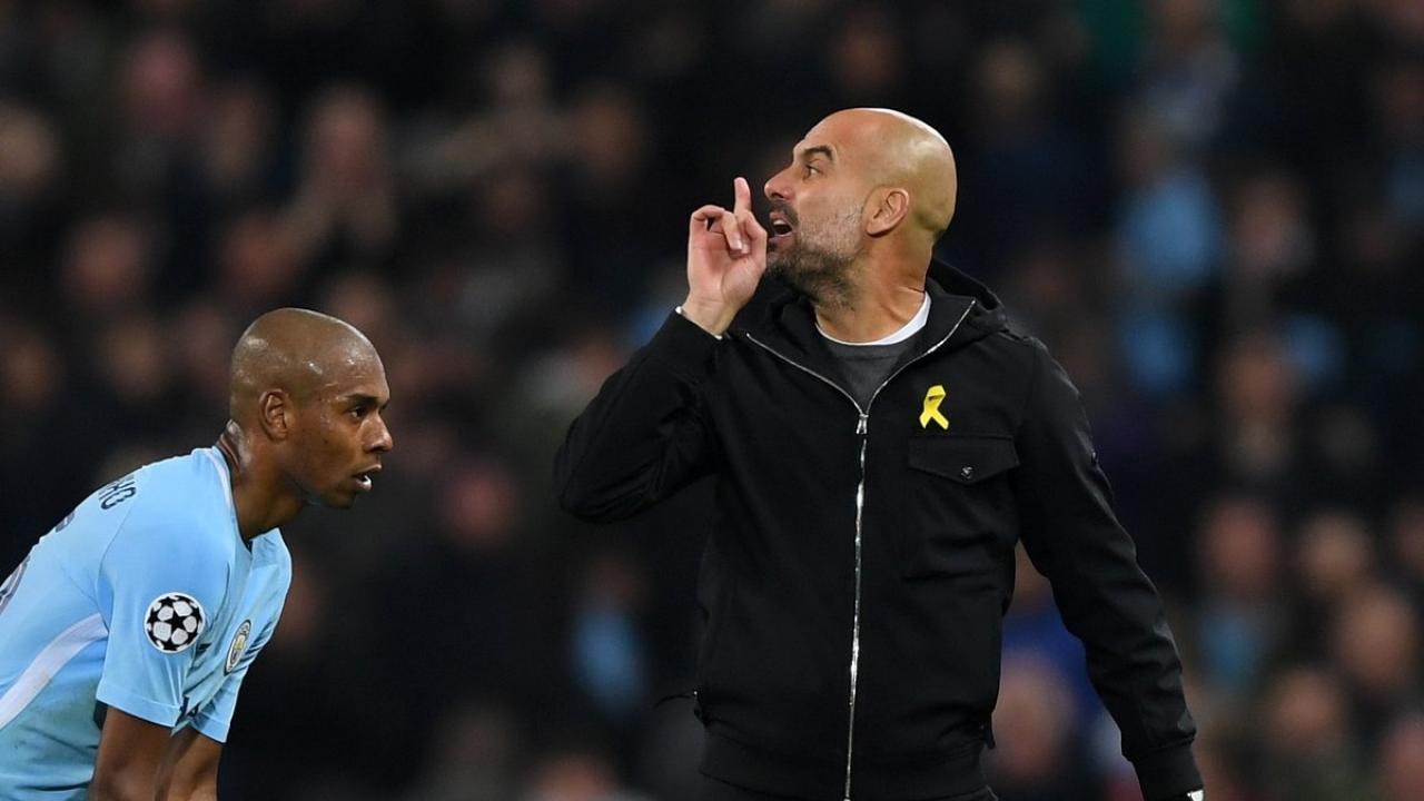 Manchester City Disallowed Goal