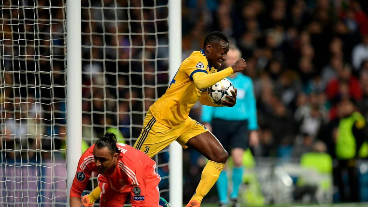 Keylor Navas mistake vs Juventus