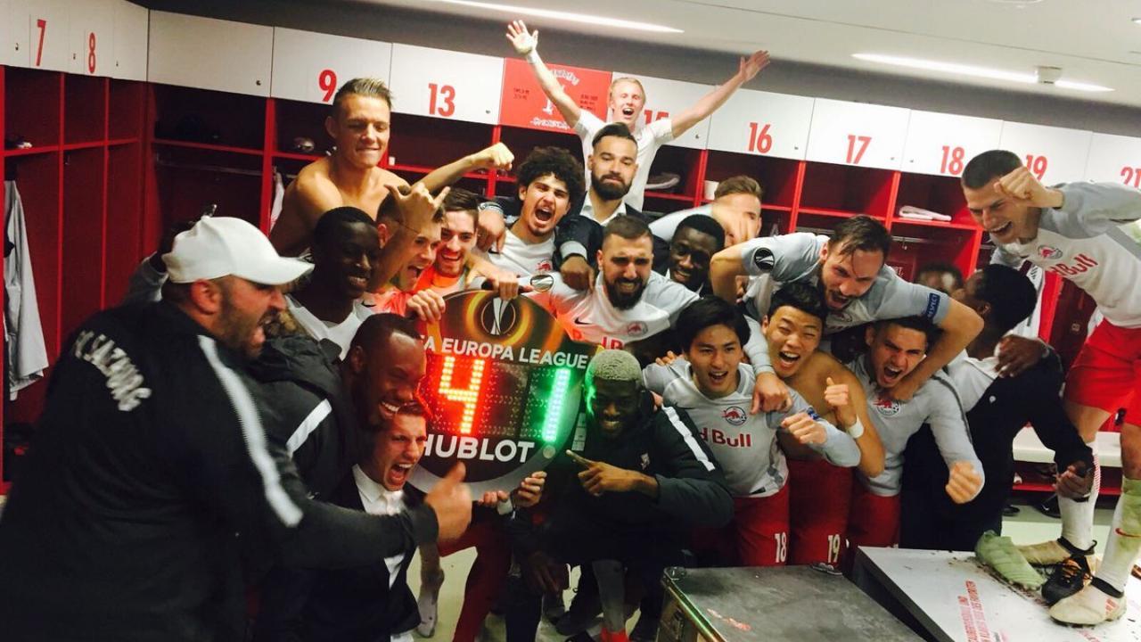 FC Salzburg Comeback