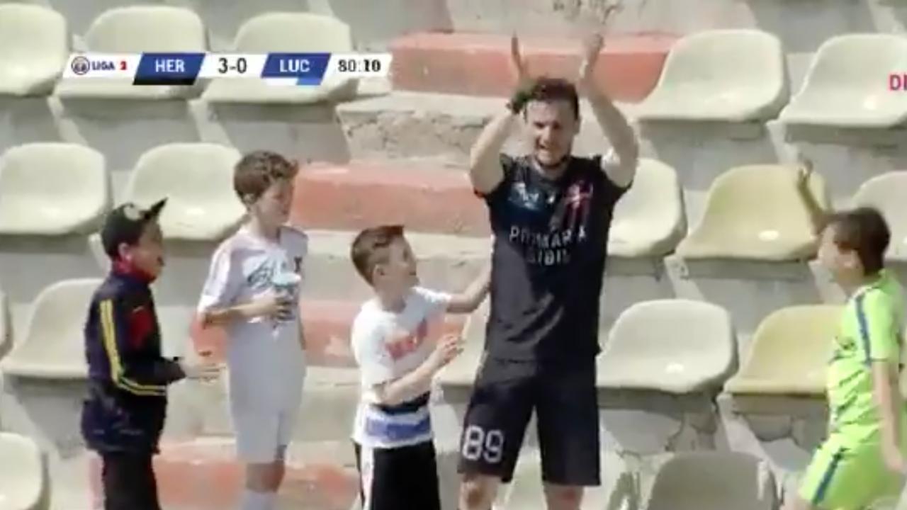 Funniest Soccer Celebration