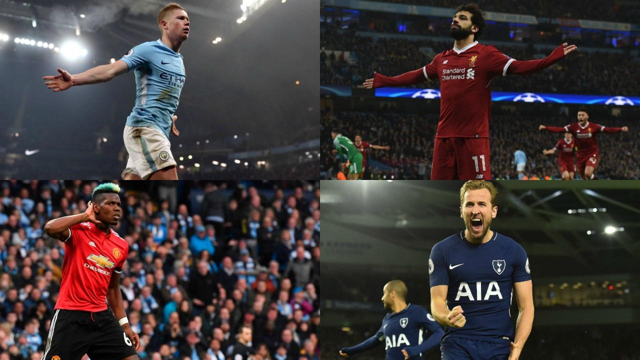 Premier League Clubs in GIF form