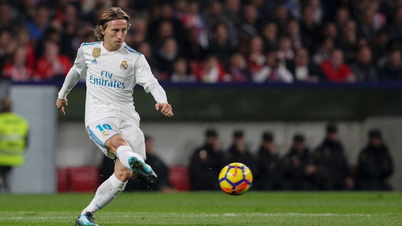 Luka Modric MLS transfer rumor