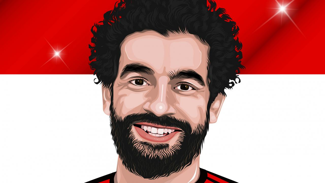 Mohamed Salah Top Goals of the Premier League Season