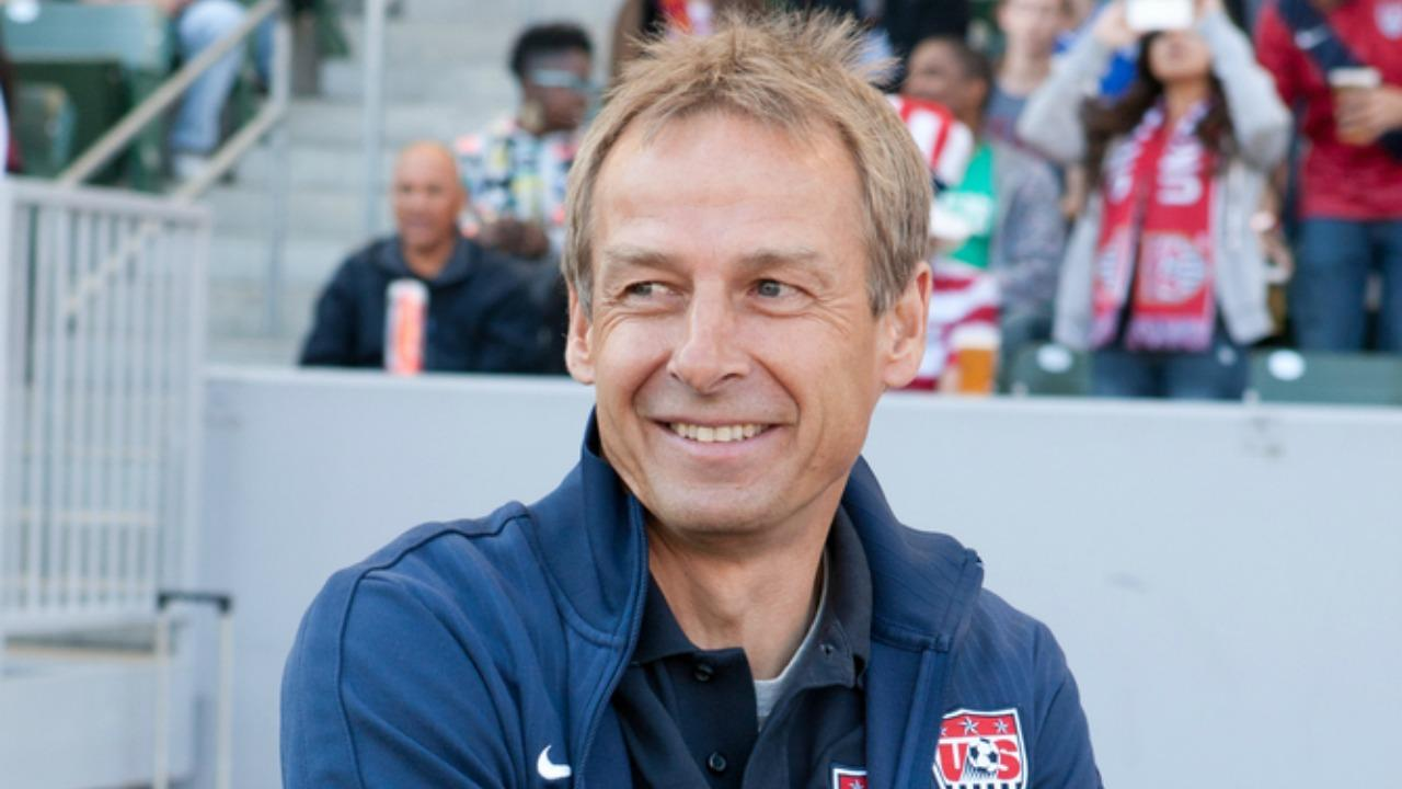 Jurgen Klinsmann is an idiot.