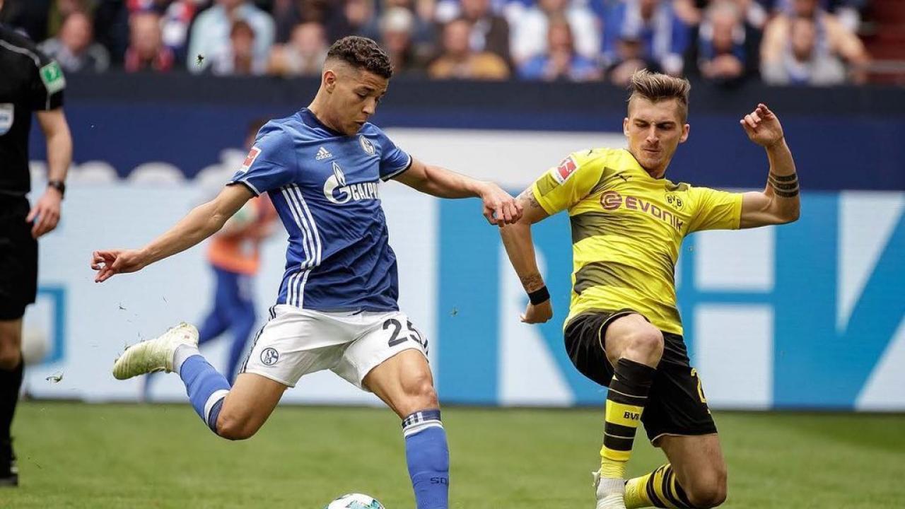 Amine Harit Bundesliga