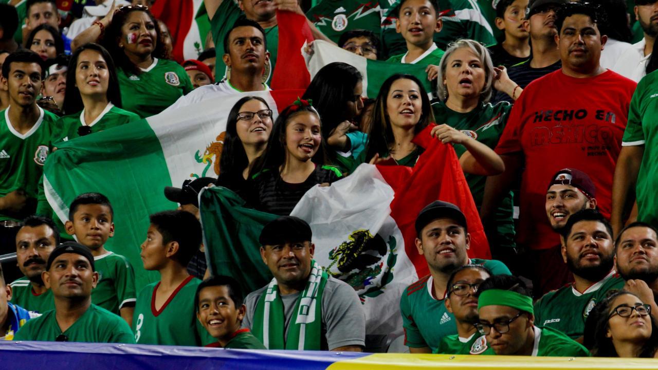 Mexico vs Scotland