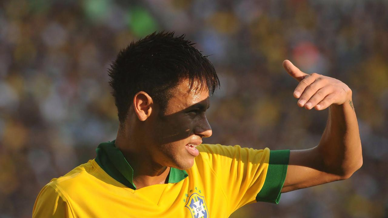 Neymar Goal vs Croatia