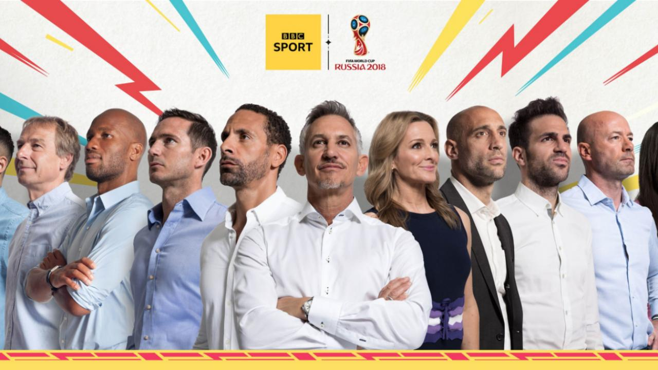 Image result for BBC world cup pundits