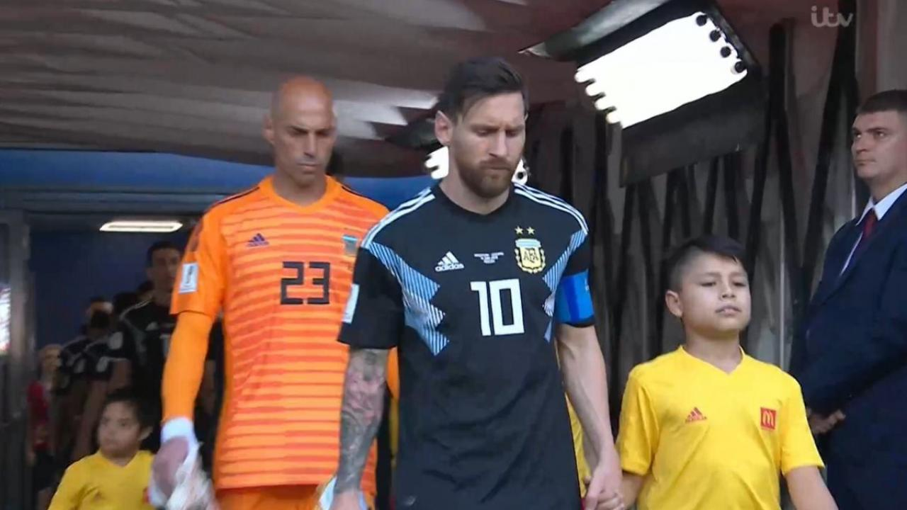 Heroes and villains of the World Cup