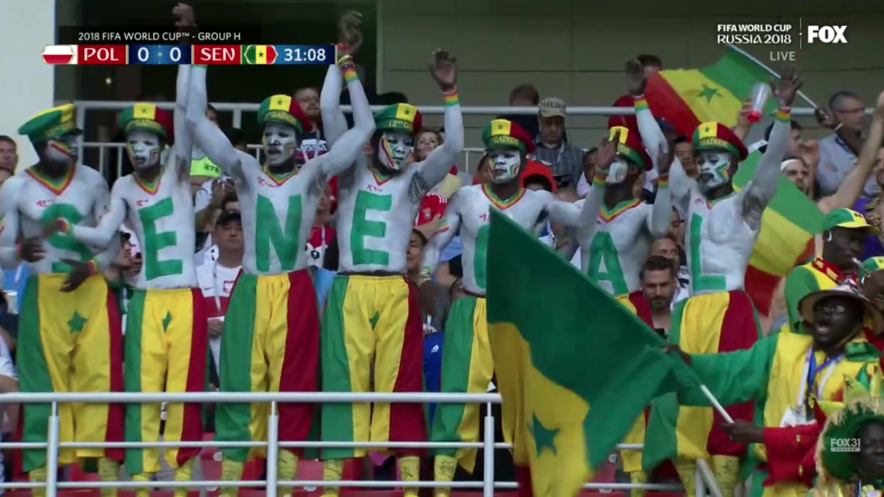 Senegal vs Poland