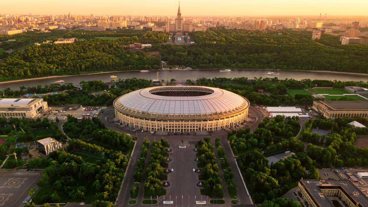 World Cup Final Stadium