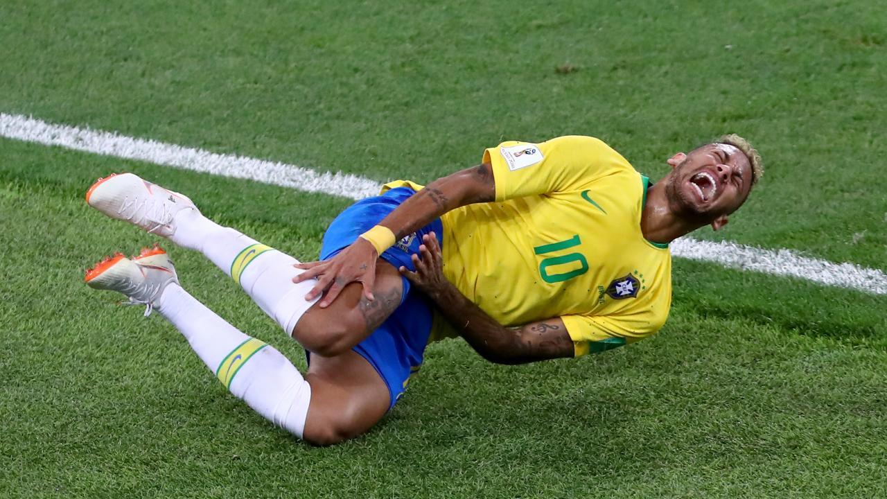 This Neymar Roll Probably Killed A Lot Of Brazilians