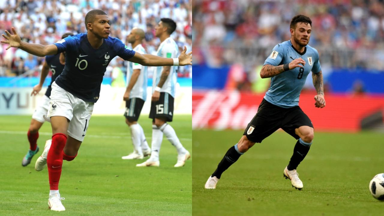 France vs Uruguay prediction