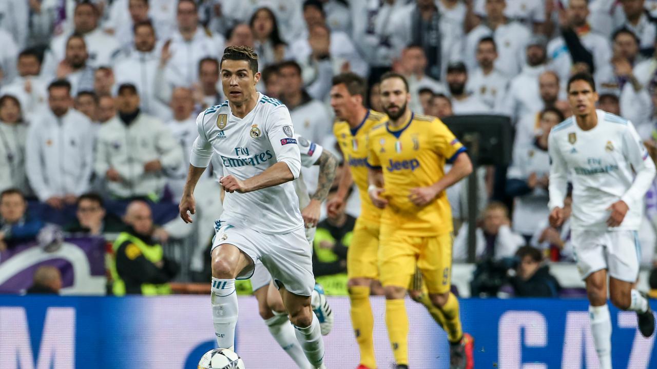 Ronaldo To Juventus