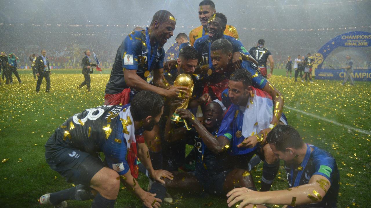 2022 World Cup Champion