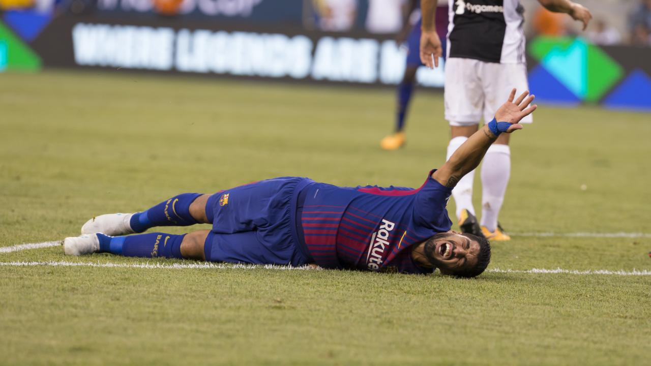 Why Soccer Players Flop