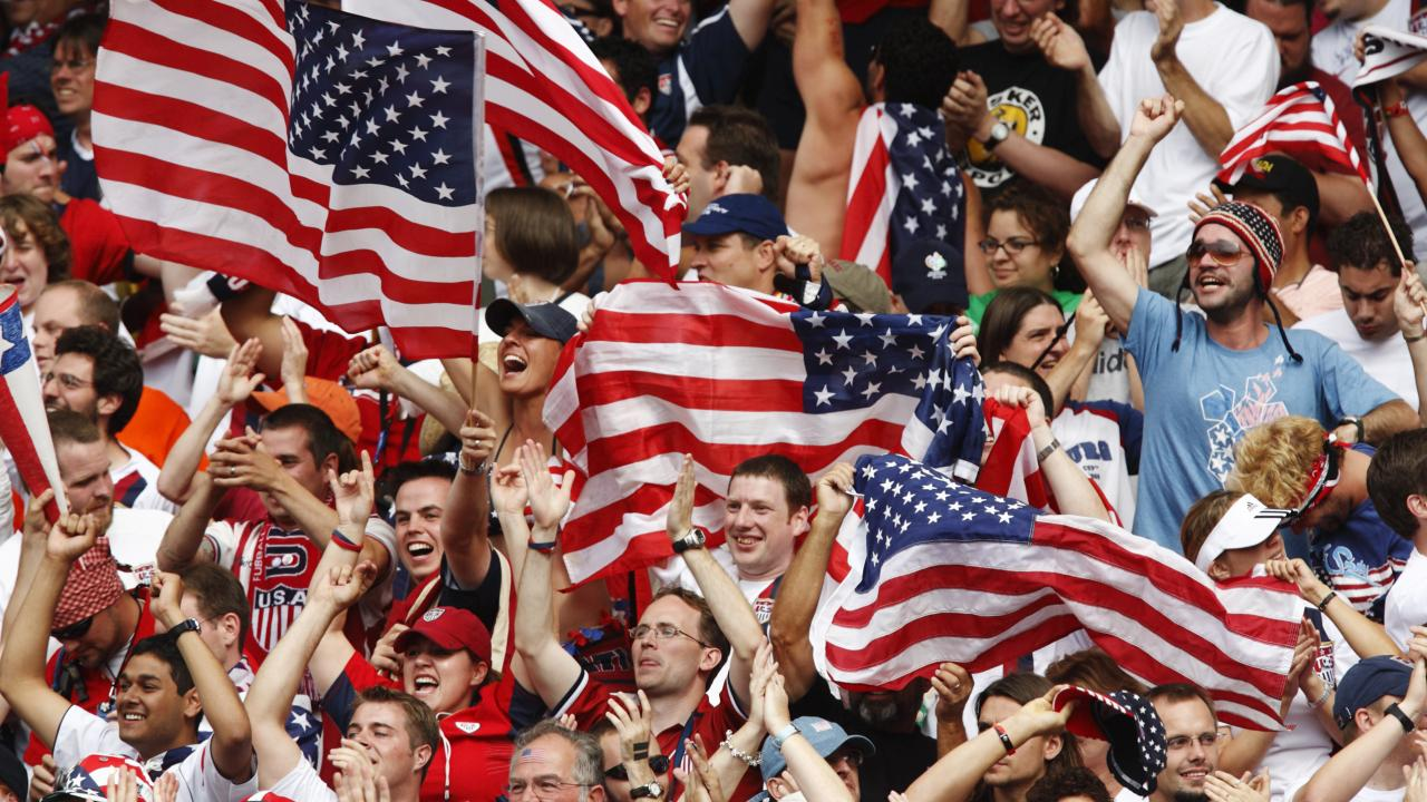 U.S. Soccer Voices