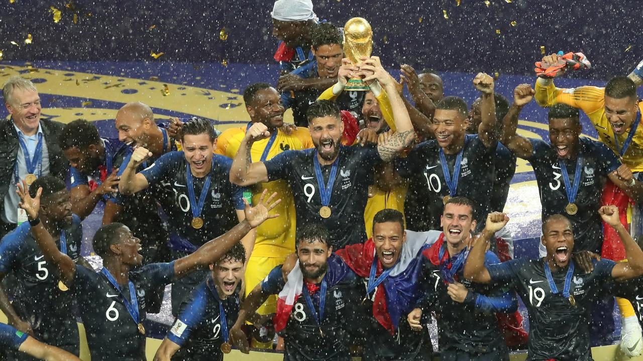 August FIFA Rankings