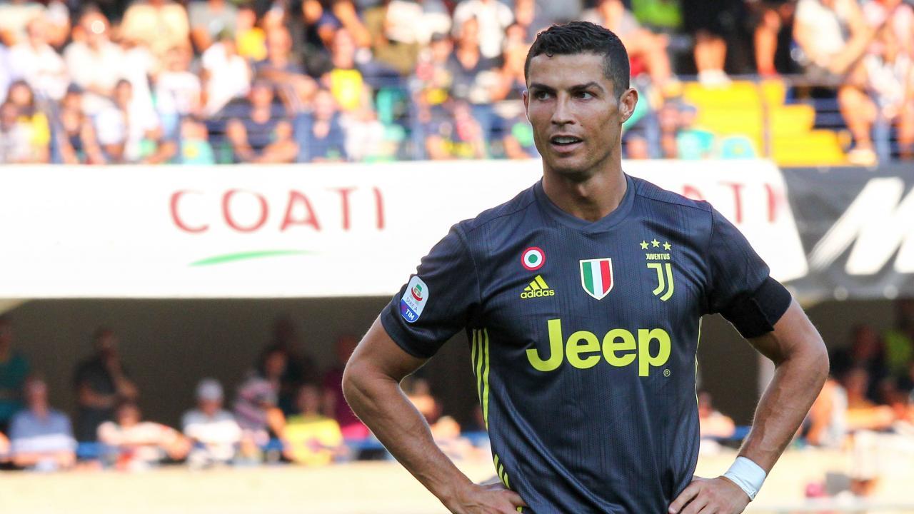 Cristiano Ronaldo Tantrum