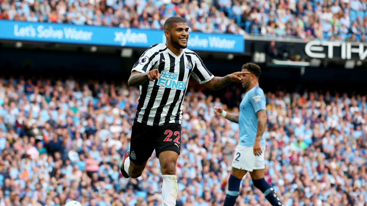 DeAndre Yedlin Goal vs Manchester City