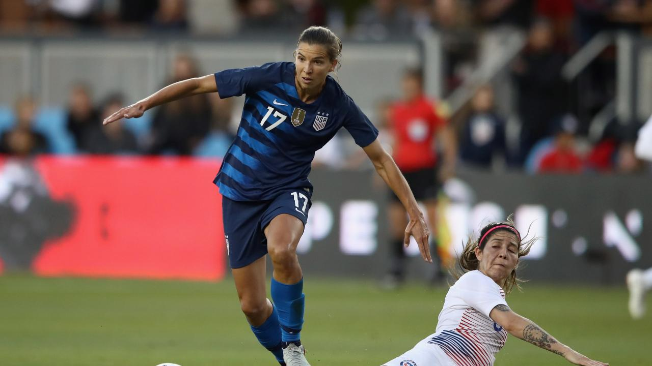 USWNT vs Chile Highlights