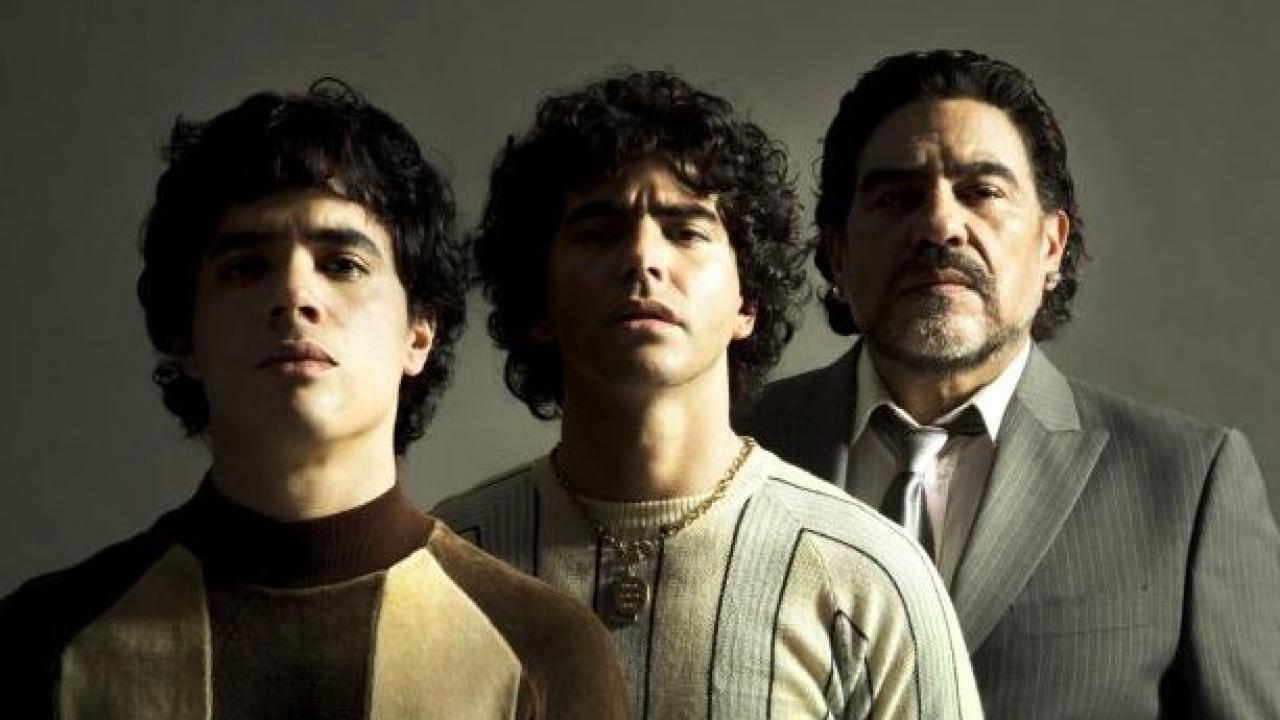 Amazon Maradona TV series