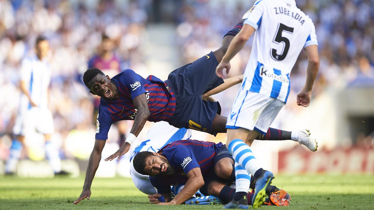 Real Madrid vs Barcelona 2017 en directo en MARCAcom Sigue el todas las noticias vídeos e imágenes más interesantes del Clásico de LaLiga Santander que se